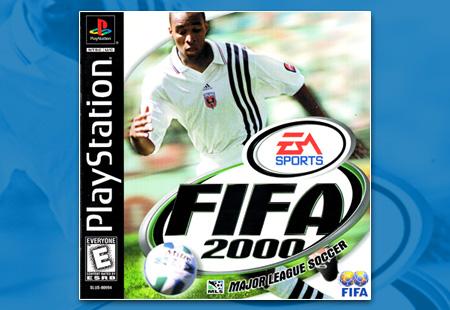PlayStation FIFA 2000
