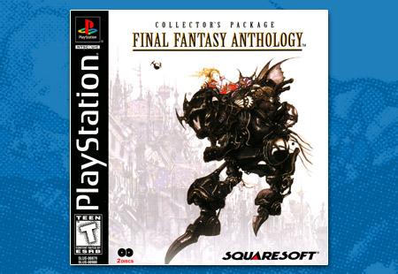PlayStation Final Fantasy Anthology