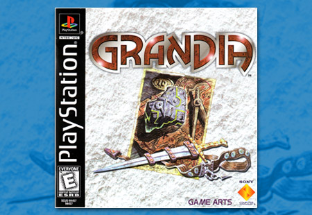 PlayStation Grandia