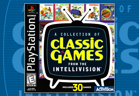 PlayStation Intellivision Games