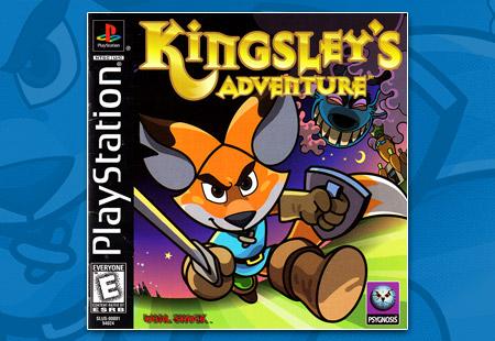 PlayStation Kingsley's Adventure