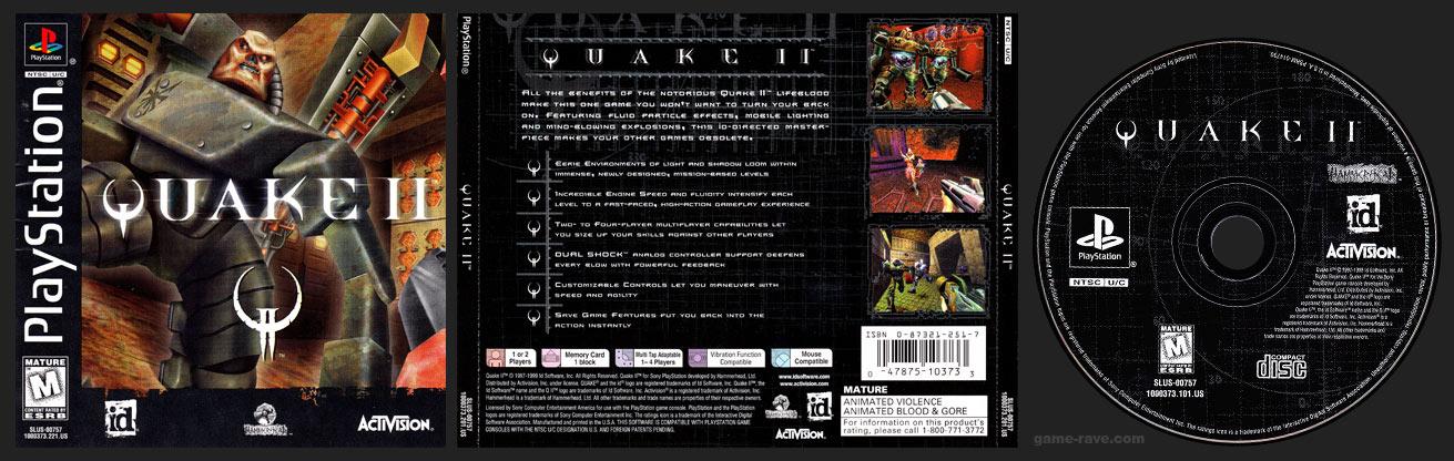 PlayStation Quake II