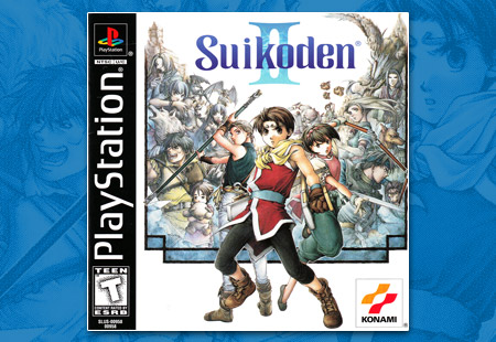 PlayStation Suikoden II
