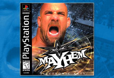 PlayStation WCW Mayhem