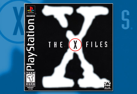 PlayStation The X-Files