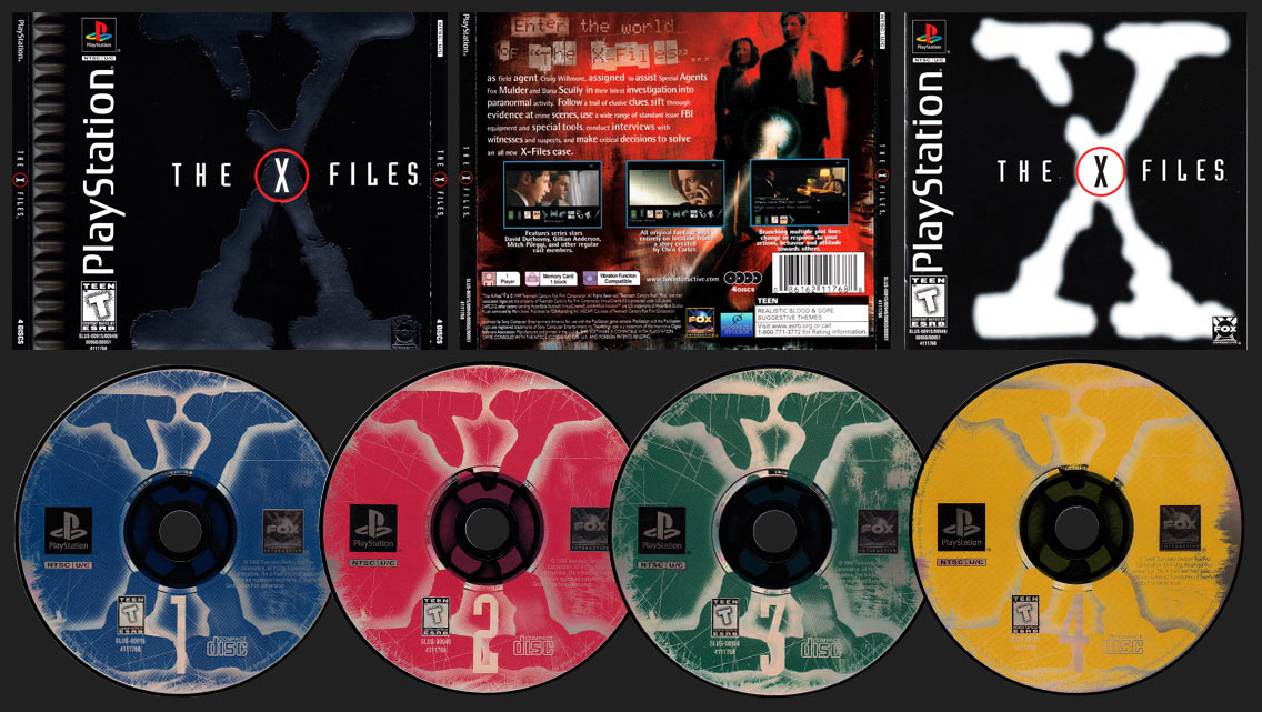 PLayStation X-Files