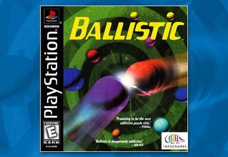 PlayStation Ballistic