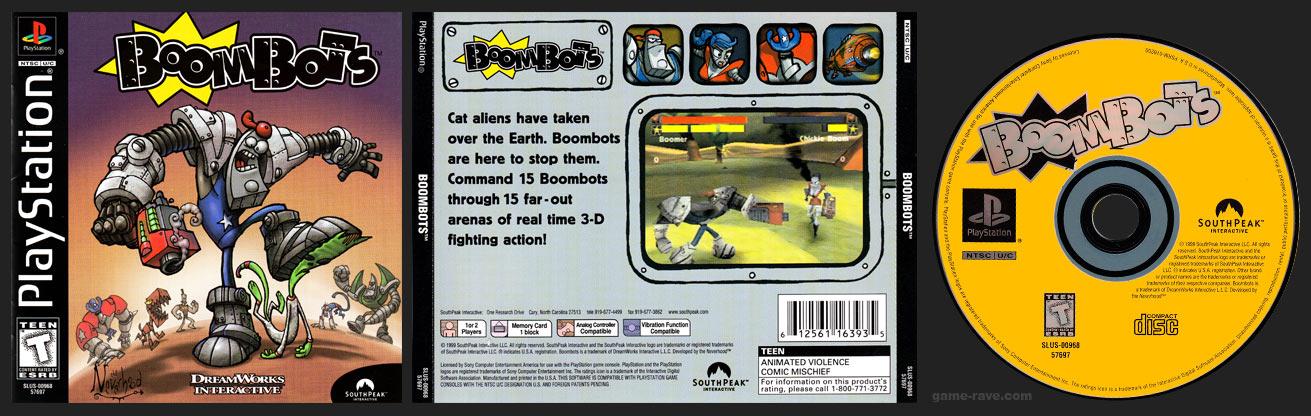PlayStation Boombots
