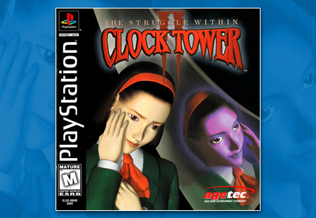 PlayStation Clock Tower II: The Struggle Within