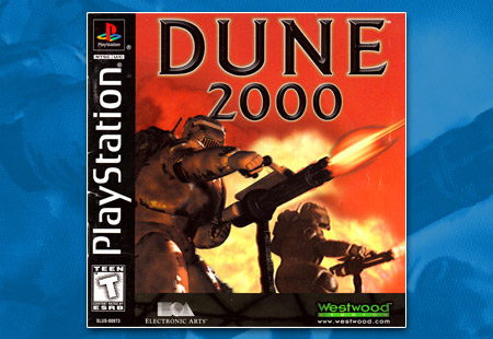 PlayStation Dune 2000