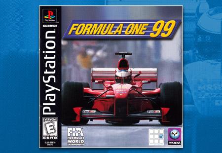 PlayStation Formula One 99