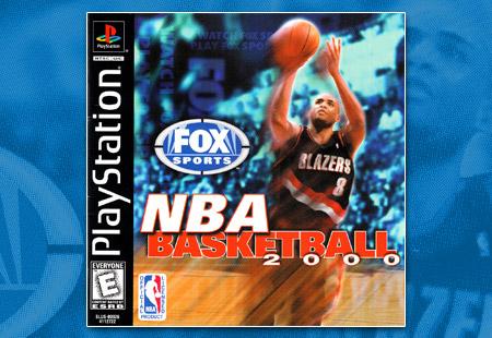 PlayStation Fox Sports NBA Basketball 2000