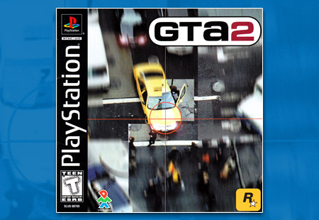 PlayStation Grand Theft Auto 2