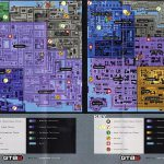 PlayStation Grand Theft Auto 2 Map