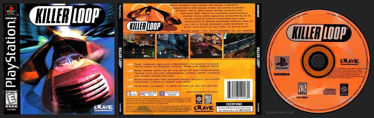 PlayStation Killer Lopp