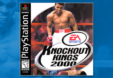 PlayStation Knockout Kings 2000