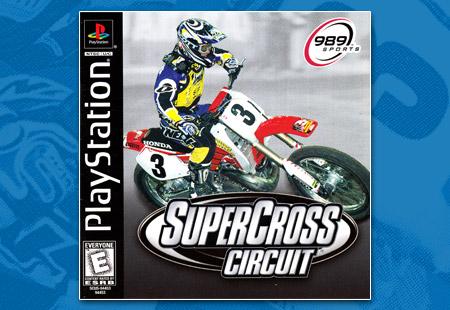 PlayStation SuperCross Circuit
