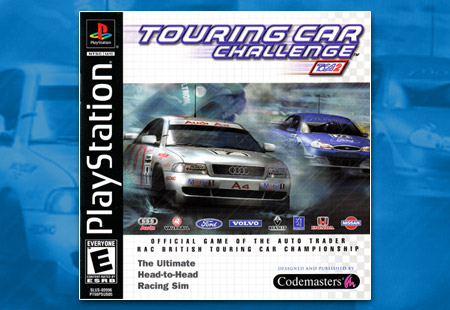 PlaySTation TOCA2: Touring Car Challenge