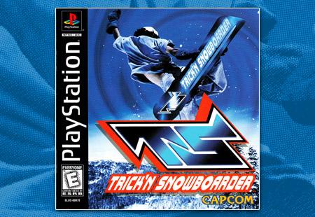 PlayStation Trick'n Snowboarder