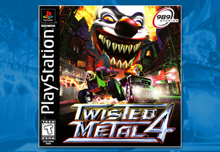 PlayStation Twisted Metal 4