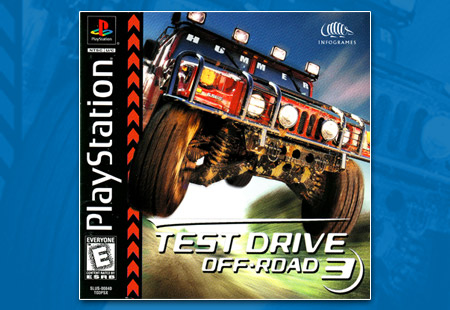 PlayStation Test Drive Off-Road 3