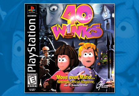 PlayStation 40 Winks