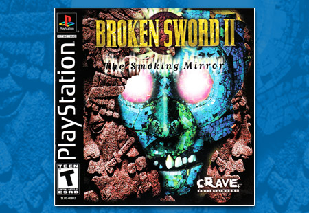 PlayStation Broken Sword II: The Smoking Mirror
