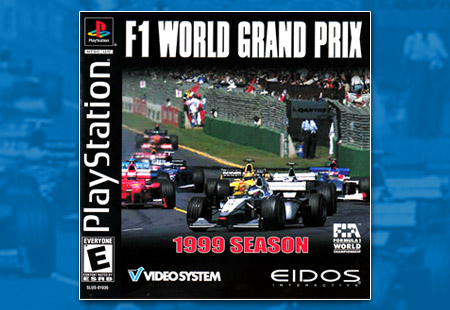 PlayStation F1 World Grand Prix 1999 Season