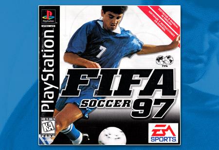 PlayStation FIFA Soccer 97