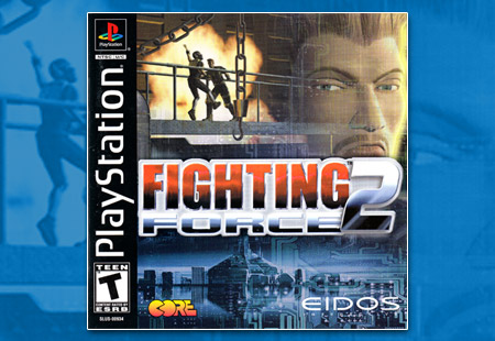 PlayStation Fighting Force 2