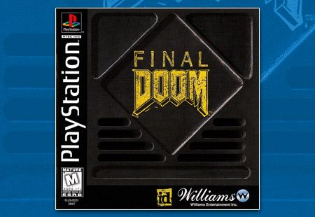 PlayStation Final Doom