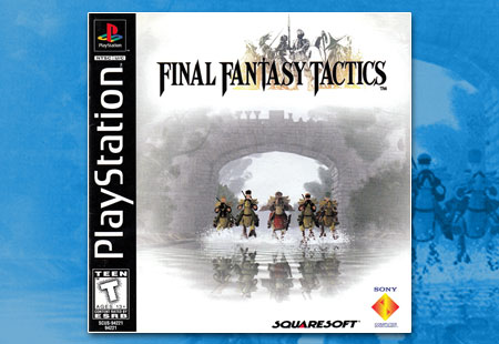 PlayStation Final Fantasy Tactics