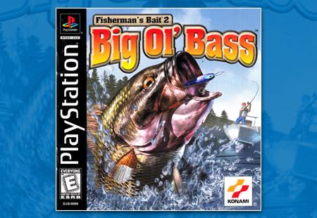 PlaySTation Fisherman's Bait 2: Big Ol' Bass