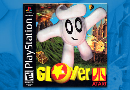 PlayStation Glover