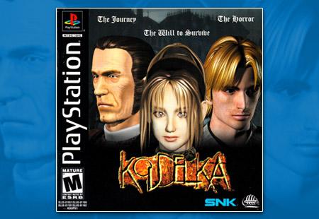 PlayStation Koudelka