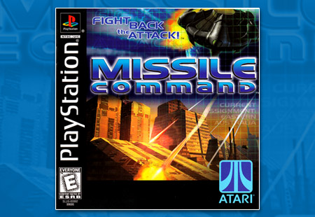PlayStation Missile Command