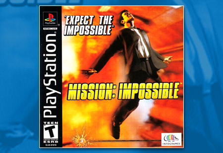 PlayStation Mission: Impossible