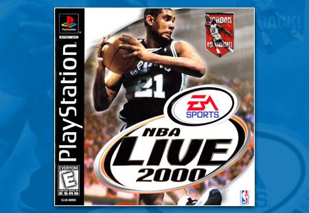 PlayStation NBA Live 2000