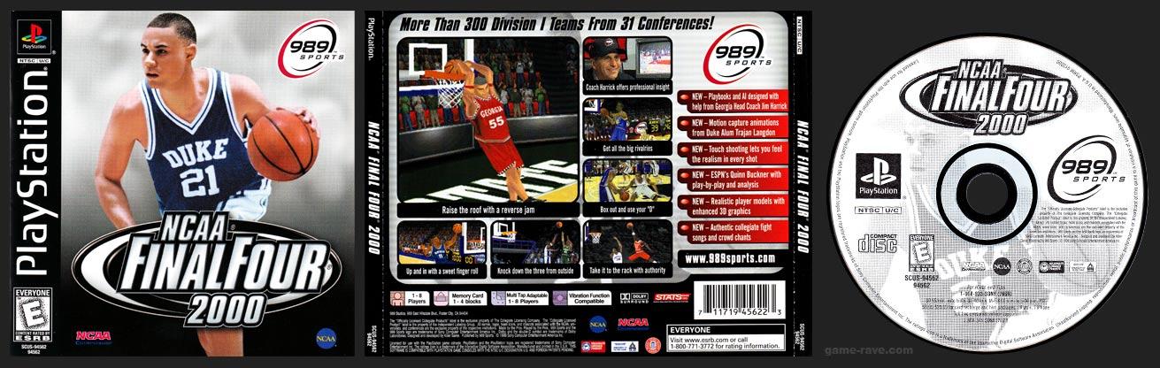 PlayStation NCAA Final Four 2000