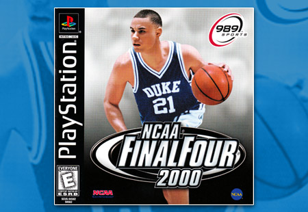 PlayStation NCAA Final Four 2000