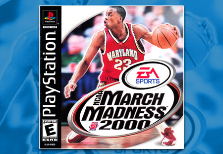 PlayStation NCAA March Madness 2000