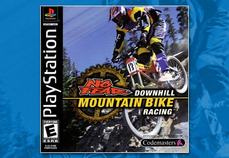 PlayStation No Fear Downhill Mountain Bike Racing