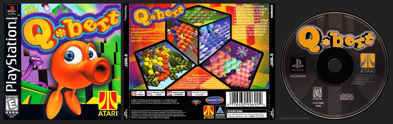 PlayStation Q*Bert