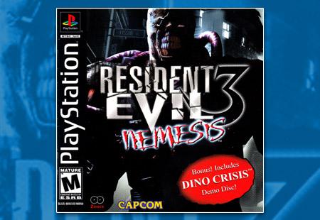 PlayStation Resident Evil 3: Nemesis