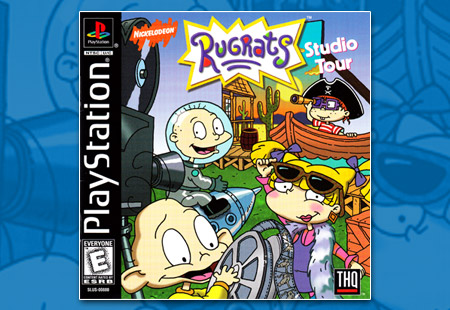 PlayStation Rugrats Studio Tour