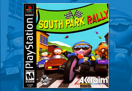 PlayStation South Park Rally