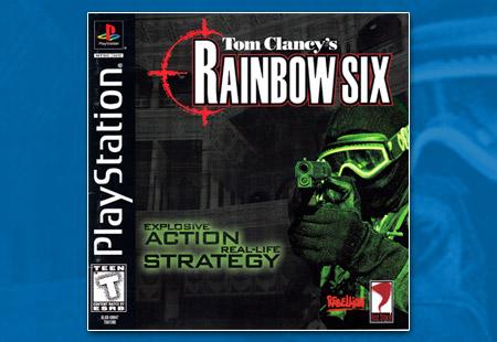 PlayStation Tom Clancy's Rainbow Six
