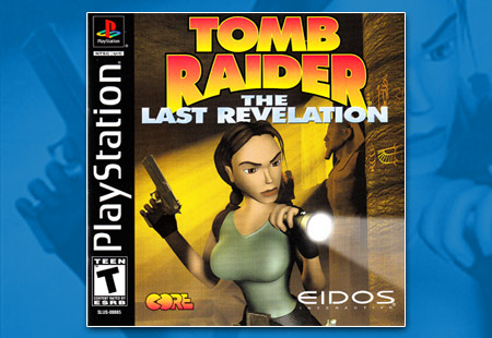 PlayStation Tomb Raider: The Last Revelation