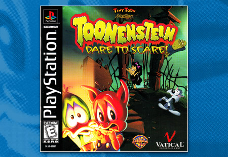 PlayStation Toonenstein - Dare to Scare!