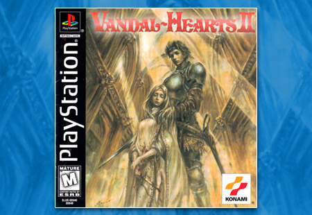 PlayStation Vandal Hearts II